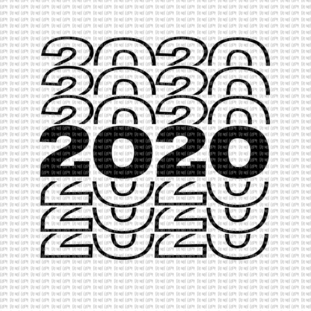2020 REPEAT (SUBLIMATION)