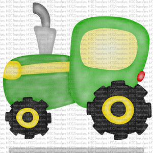 TRACTOR (SUBLIMATION)