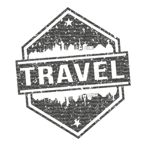 TRAVEL (#9) (SUBLIMATION)