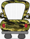 CAMO TRUCK (SUBLIMATION)