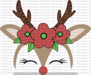 DEER GIRL #5 (SUBLIMATION)