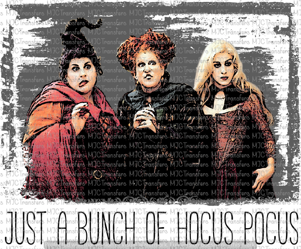JUST A BUNCH OF HOCUS POCUS (PIC) (SUBLIMATION)
