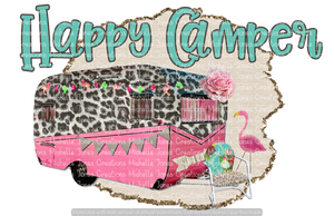HAPPY CAMPER (SUBLIMATION)