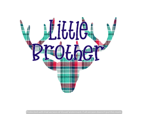 LITTLE BROTHER (SUBLIMATION)