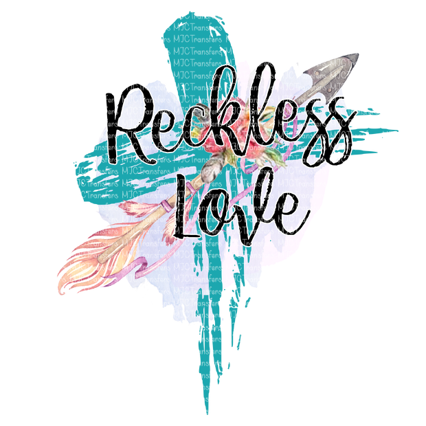 RECKLESS LOVE (SUBLIMATION)