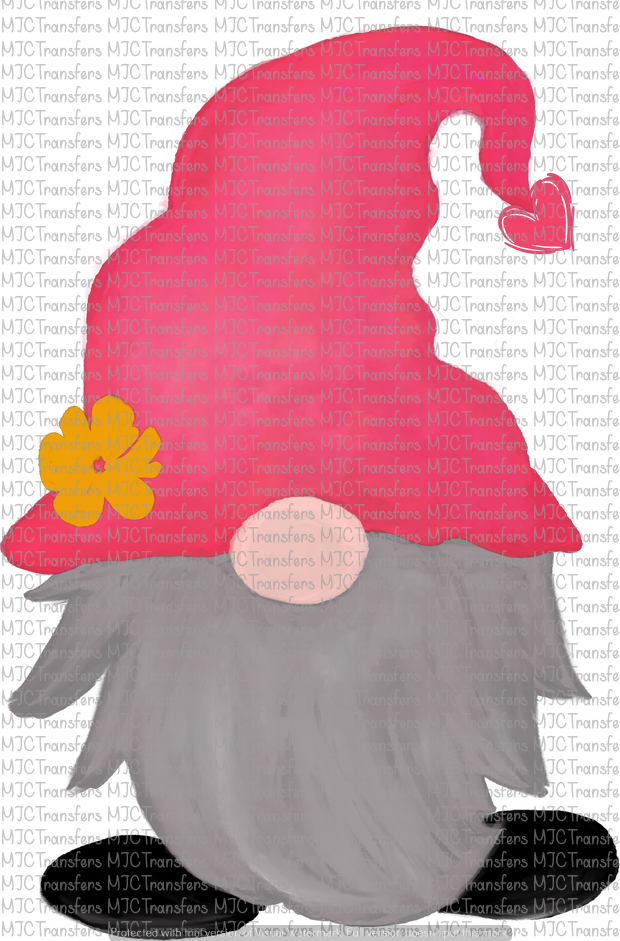 VALENTINES GNOME (SUBLIMATION)