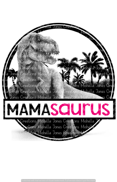 MAMASAURUS (SUBLIMATION)