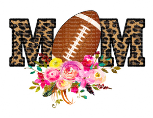 FOOTBALL MOM (SUBLIMATION)