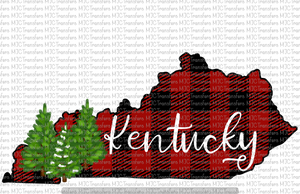 PLAID KENTUCKY (SUBLIMATION)