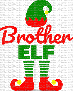 BROTHER ELF (SUBLIMATION)