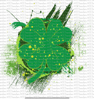 SHAMROCK #1 (SUBLIMATION)
