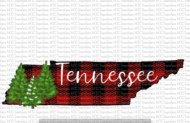 PLAID TENNESSEE (SUBLIMATION)