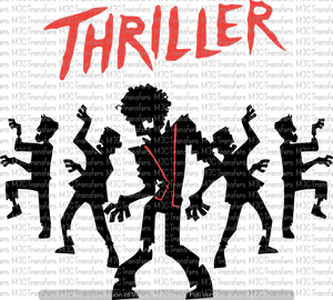 THRILLER (SUBLIMATION)