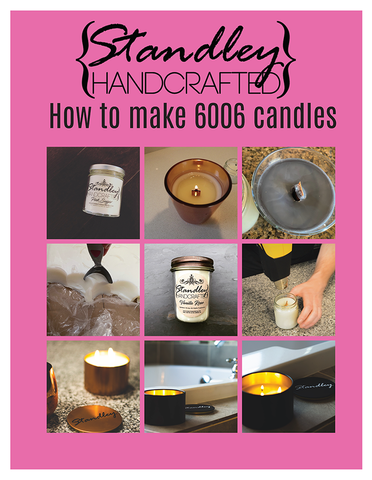 How to make parasoy 6006 candles e-book
