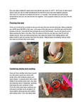 How to make virgin coconut soy candles e-book