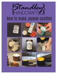How to make Joywax candles e-book