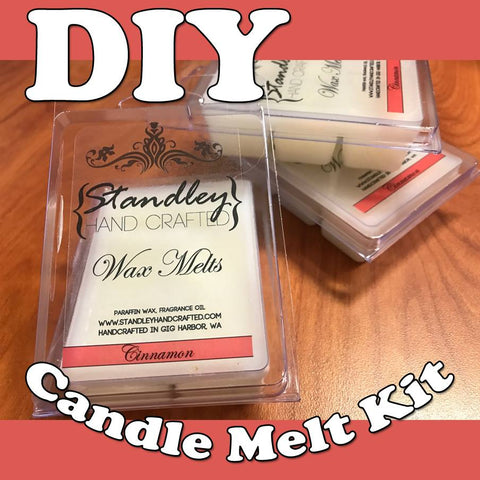 DIY Candle melt kit