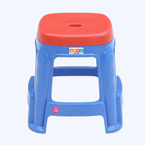 Double Color Stool Set Of 2