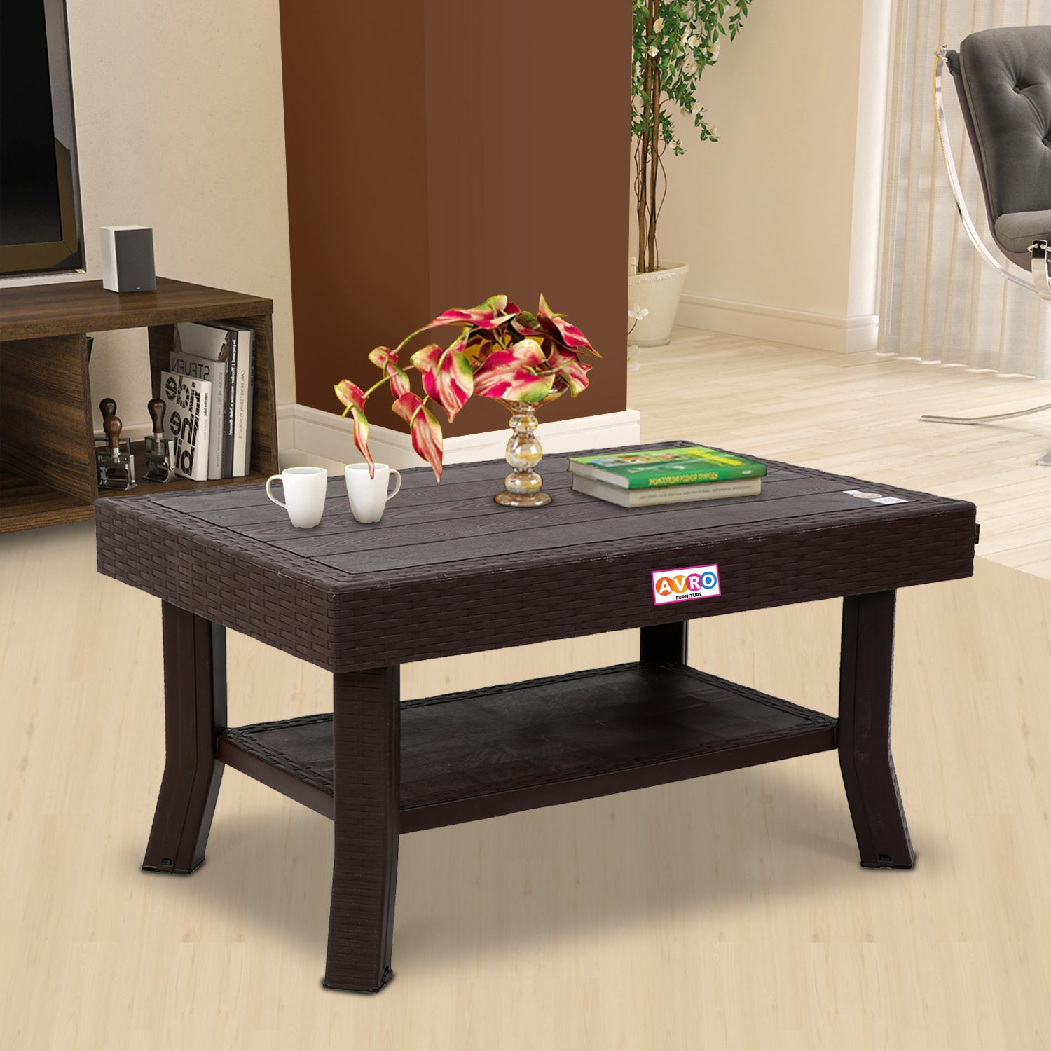 VIVA CENTER TABLE DOUBLE TOP