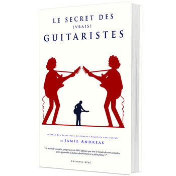 Le Secret des Vrais Guitaristes - Version PDF