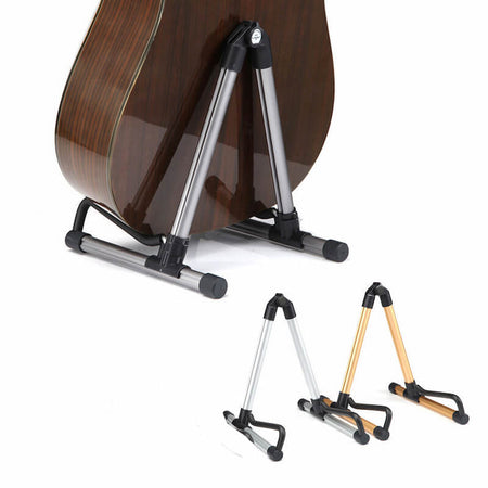 Support pliable pour guitare