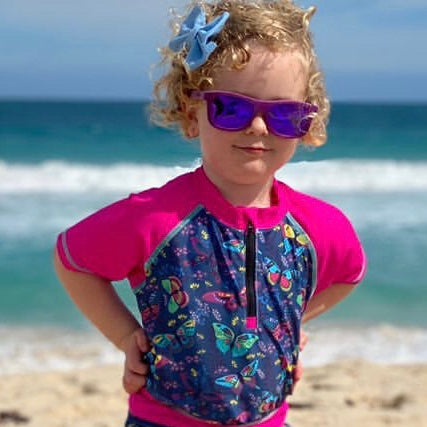 Why kids eyes need UV protection too