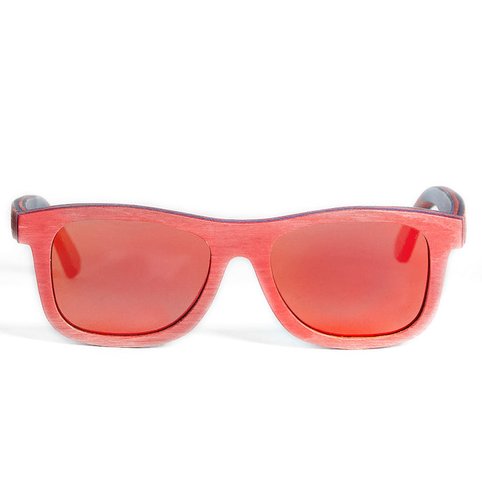 Children's Sunglasses | Rad Red
