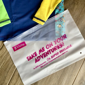 NEW! | Re-useable 'Togs' wet bag