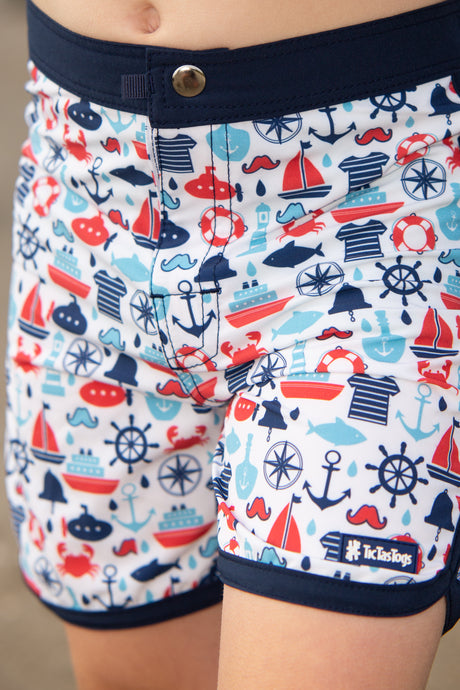 Boardies 'Ahoy!'