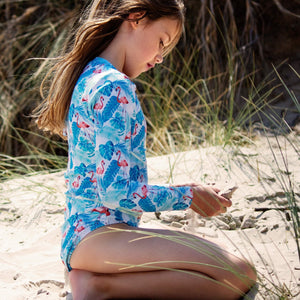 PRE-ORDER NOW! Surfsuit | Flamingo Fun