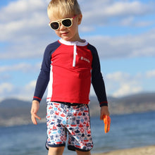 Load image into Gallery viewer, L'il rascal summer set | Ahoy! | Size 5,6