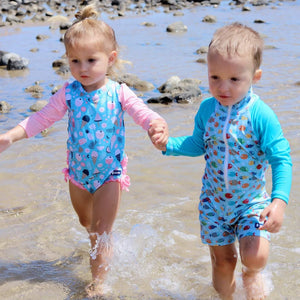 NEW! Adventure Sunsuit | Fish Frenzy