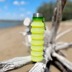 lime-silicone-drink-bottle
