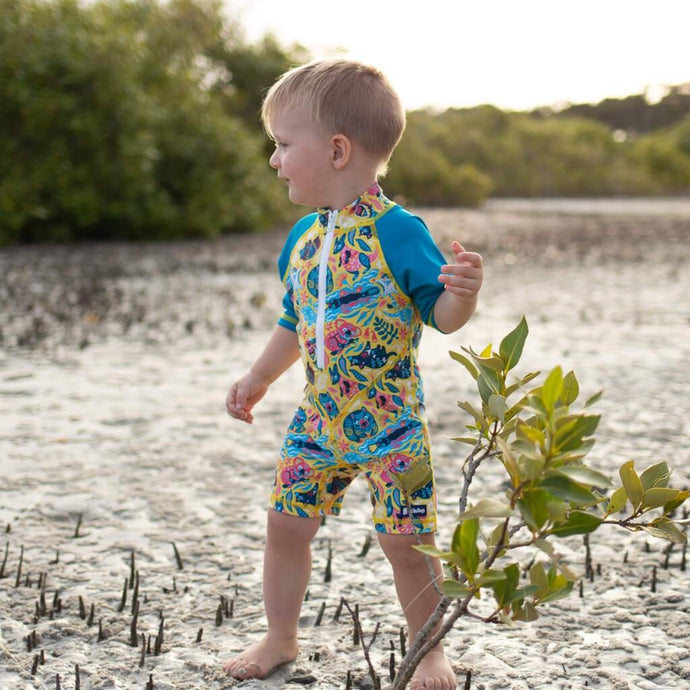 Adventure Sunsuit | Aussie Animalia
