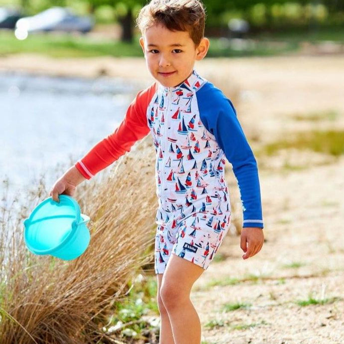 NEW! Adventure Sunsuit | Sailaway