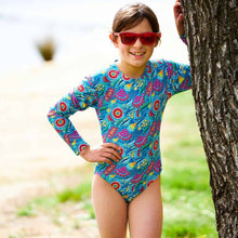 Load image into Gallery viewer, Resort Surfsuit | Bush Blooms