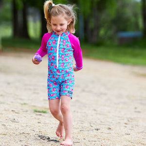 Adventure Sunsuit | Squid-gy!
