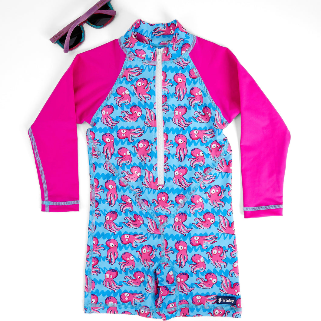 NEW! Adventure Sunsuit | 'O' is for Octopus 2