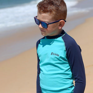 NEW! Sunsafe Rashie | Wave Rider