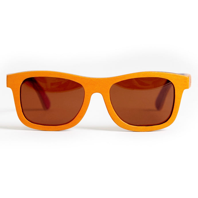 Children's Sunglasses | Sunburnt Orange