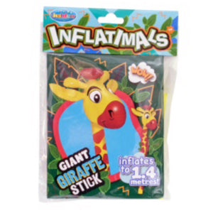 FREE with purchase | Inflatimal fun toy!