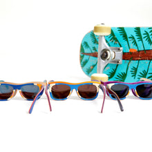 Load image into Gallery viewer, Children's Sunglasses | Beach Blue