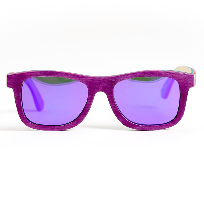 Children's Sunglasses | Sunset Purple