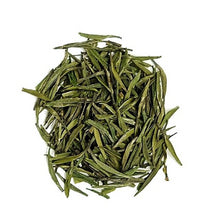 Load image into Gallery viewer, Flow caffeinated sparrow tongue loose leaf tea green tea weight loss tea green tea from china