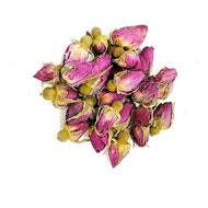 Flow caffeine free rose bud radiance floral herbal loose leaf tea