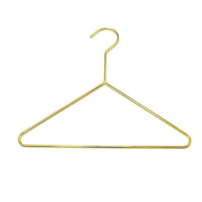 Nordic Gold Iron Mini Coat Hanger Wall Hook Storage Rack Home Organizer Decoration Accessories For Baby Kid Clothes Dress Towel