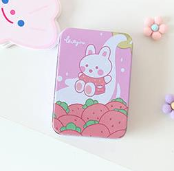 Pastel Stationery Tin