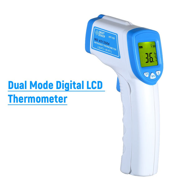IN Stock Non-contact Infrared Thermometer Digital Infrared Thermometer Digital Infrared Temperature Meter