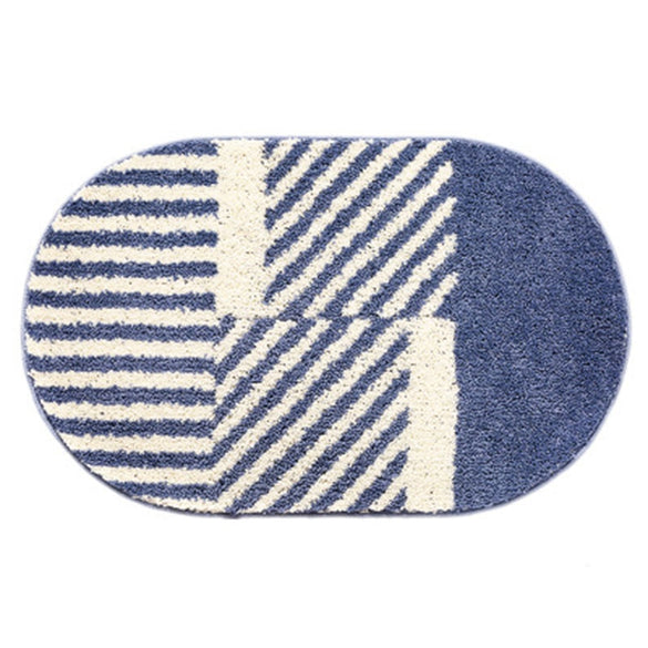 New Nordic Bath Mat Bathroom Carpet Non Slip Entrance Floor Mat Doormat Kitchen Absorption Rugs Tapete Para Sala Home Decoration