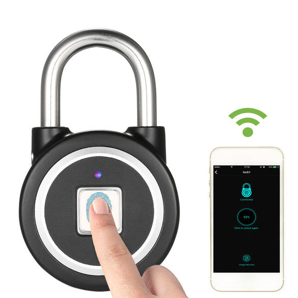 Keyless Waterproof Fingerprint Smart Lock